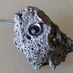 スイッチ:溶岩と波動スイッチを使用。