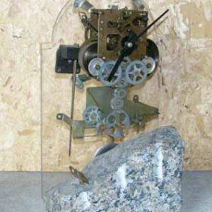 機械式時計を再構築